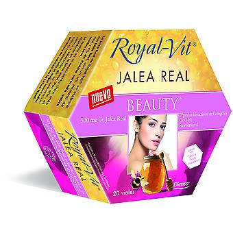 Dietisa Royal Vit Jalea Real Beauty 20 Viales
