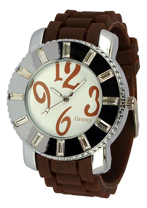 Waooh - orologio GRESSY - silicone Bracciale