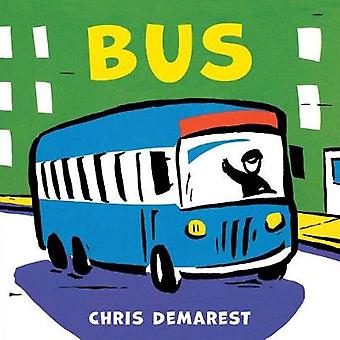 Bus by Chris L. Demarest - 9780544870871 Book
