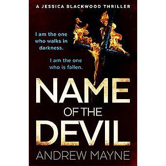 Namn på djävulen (Main) av Andrew Mayne - 9780571327621 bok