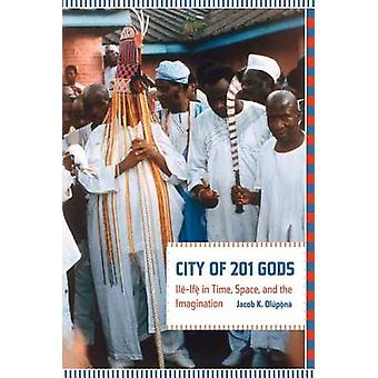 City of 201 Gods - Ile-Ife in Time - Space - and the Imagination by Ja