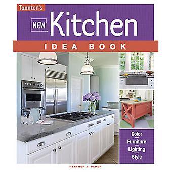 Nouveau livre d'idée de cuisine de Heather J. Paper - Book 9781631864063