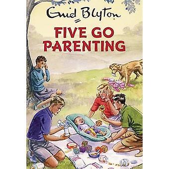 Fem gå föräldraskap av Bruno Vincent - 9781786482280 bok