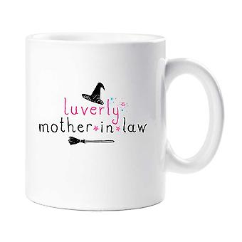 Lurvely Mother In Law Mug
