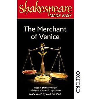 Shakespeare Made Easy - The Merchant of Venice (Shakespeare Made Easy)