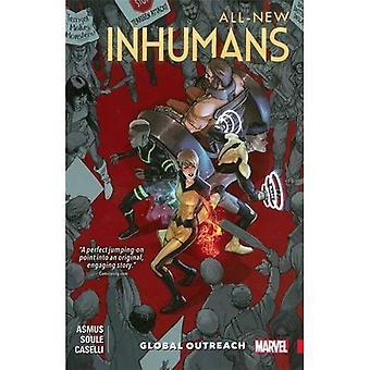 All-New Inhumans Vol. 1: Global Outreach