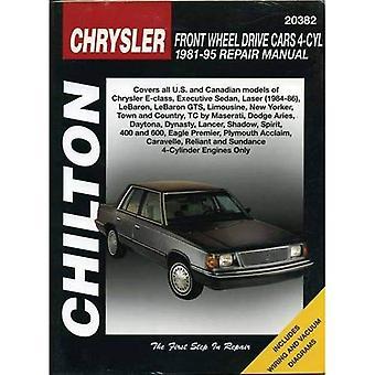 Chrysler Front Wheel Drive Cars (4 Cylinder) 1981-95 Repair Manual (Total Car Care)