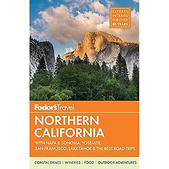 Fodor's Nordkalifornien - Vollfarb Reiseführer 14 (Taschenbuch)