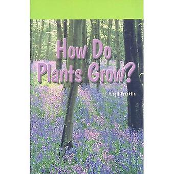 How Do Plants Grow? (Rosen Science)