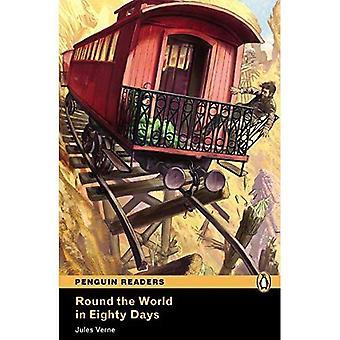 Around the World in 80 Days: Level 5 (Penguin Longman Penguin Readers)