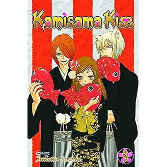 Beijo de Kamisama, Vol. 9