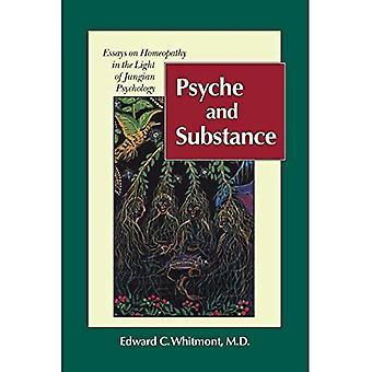 Psyket och ämne: essäer om homeopati mot bakgrund av jungiansk psykologi