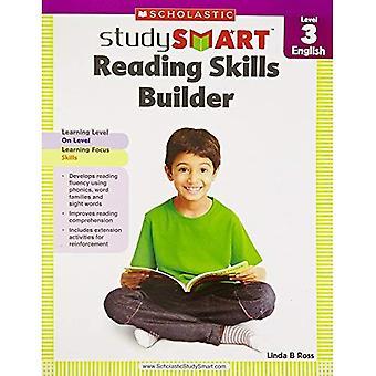Reading Skills Builder, nivå 3 (skolastiska studie Smart)
