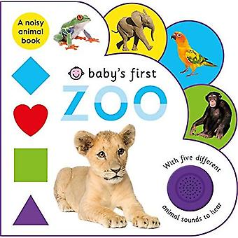 Baby's First: Zoo: A Noisy� Animal Book (Baby's First)� [Board book]