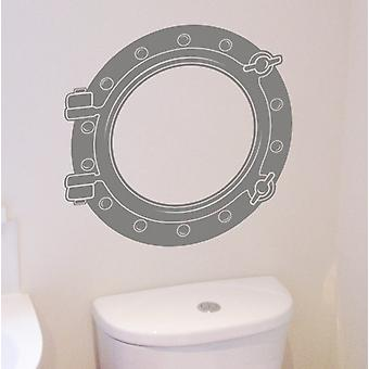 Boat's Porthole Wall Decal Sticker