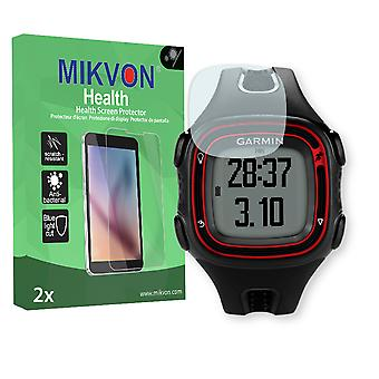 Garmin Forerunner 10 L Screen Protector - Mikvon Health (Retail Package with accessories)