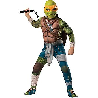 Tmnt Michelangelo Child Costume