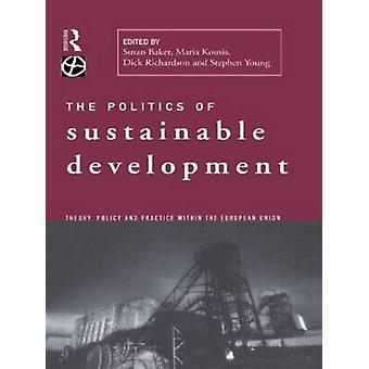 سياسة التنمية المستدامة عن طريق بيكر & سوزان