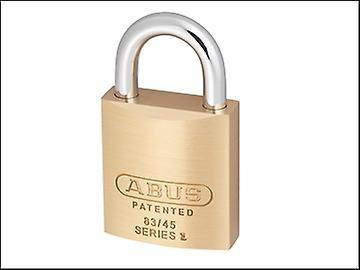 ABUS 83/45 45mm Brass Body Padlock Carded