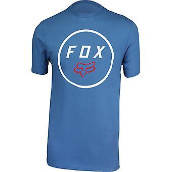 Fox Racing Mens Settled T-Shirt - Dusty Blue
