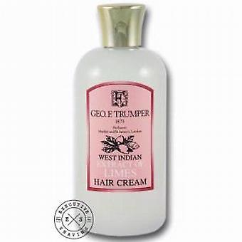 Geo F Trumper Extract of Limes Hair Cream 200ml