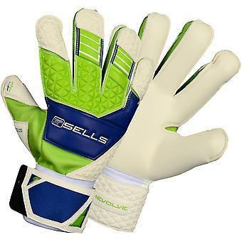 SELLS REVOLVE TERRAIN PRO Goalkeeper Gloves Size
