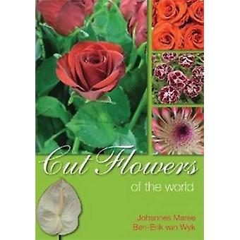Cut flowers of the world by Johannes Maree - 9781875093687 Book