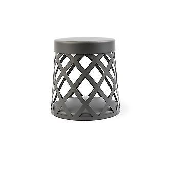 Faro - Shadow Dark Grey LED Outdoor Pedestal FARO72311