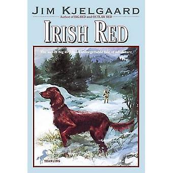 Irish Red by Jim Kjelgaard - 9780553155464 Book