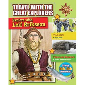 Explore with Leif Eriksson by Natalie Hyde - 9780778714279 Book