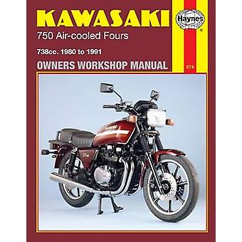 Kawasaki 750 Air-cooled Fours 1980-91 Owner's Workshop Manual by Pete