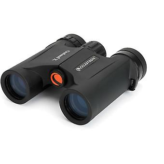 Celestron Outland X 8x25 Compact Roof Prism Binoculars Black