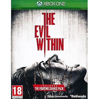 The Evil Within Including The Fighting Chance Pack - Xbox One