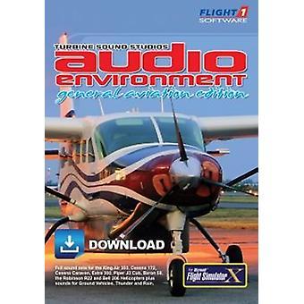 Audio miljø General Aviation Edition (PC DVD)