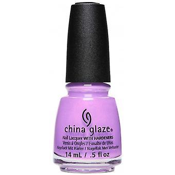 China Glaze Nail Polish Collection-få det rätt få det ljust (84151) 14 ml