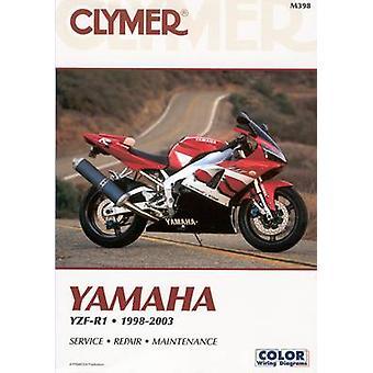 Yamaha YZF R1 98-03 by Ed Scott - 9780892878925 Book