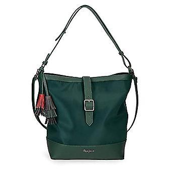 Pepe Jeans Ann Crossneck bag 32 cm Green (Green) - 7727664