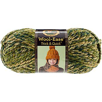 Wool-Ease Thick & Quick Yarn-Camouflage 640-523