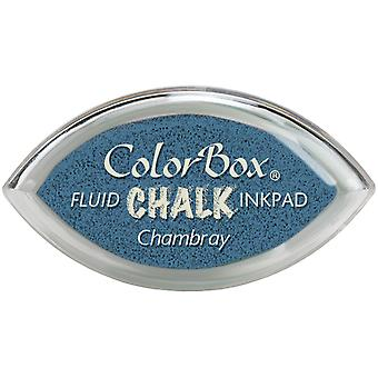 ColorBox Fluid Chalk Cat's Eye Ink Pad-Chambray 714-64