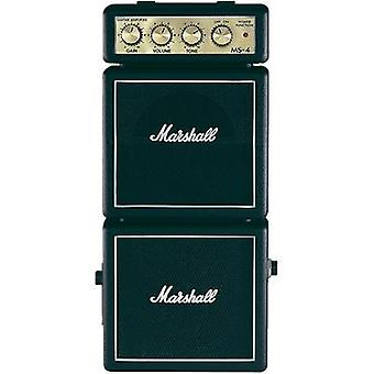 Electric guitar amplifier Marshall MS-4 Mikrostack Black
