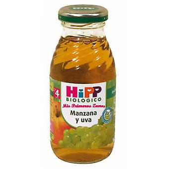 Hipp Apple Grape Juice 200Ml Bio (Childhood , Healthy diet , Juices)