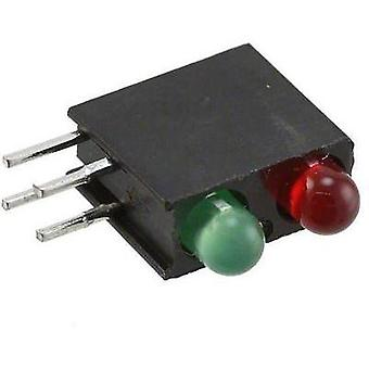 LED component Green, Red (L x W x H) 13.33 x 10.73 x 4.32 mm Dialight