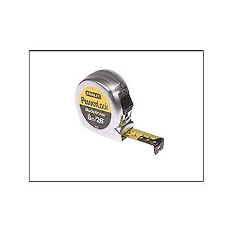 Stanley Powerlock Tape 8m / 26ft