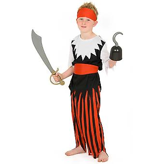 Toyrific Fancy Dress - vestito pirata (Medium)