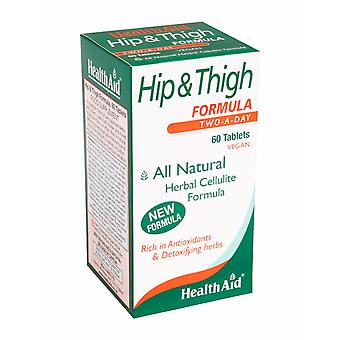 Health Aid, Hip & Thigh Formula, Tablets 60's