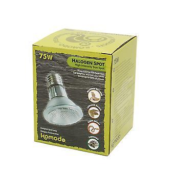Komodo Halogen Spot lampe Es 75w