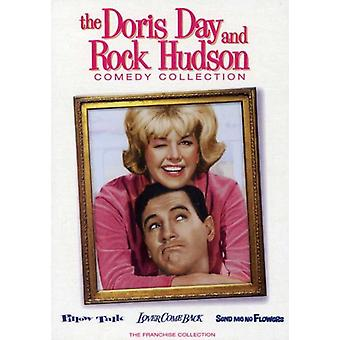 Day/Hudson - Doris Day & Rock Hudson: Comedy Collection [DVD] USA import