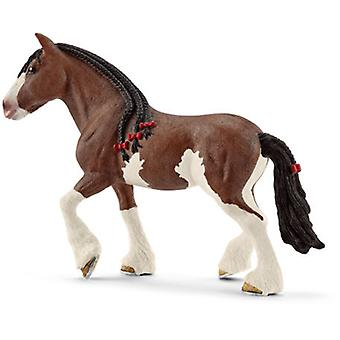 Schleich Yegua Clydesdale (Toys , Dolls And Accesories , Miniature Toys , Animals)