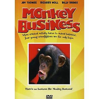 Monkey Business [DVD] USA importerer