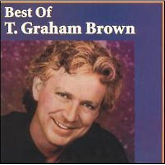 T. Graham Brown - Best of T. Graham Brown [CD] USA import